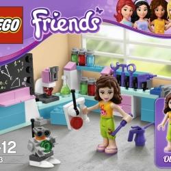 Lego Friends 3933 Olivia ve svojí dílně