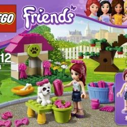 Lego Friends 3934 Mia a bouda pro štěňátko