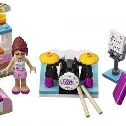Lego Friends 3939 Miina ložnice sestaveno