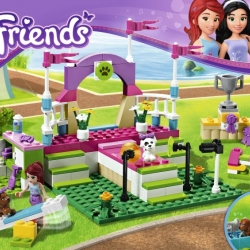 Lego Friends 3942 Výstava psů v Heartlake
