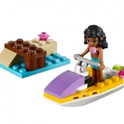 Lego Friends 41000 Zábava na člunu sestaveno