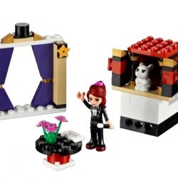 Lego Friends 41001 Mia kouzlí sestaveno