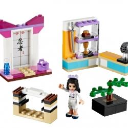 Lego Friends 41002 Ema trénuje karate sestaveno