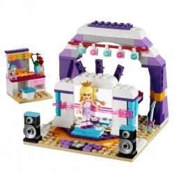 Lego Friends 41004 Zkušební pódium sestaveno