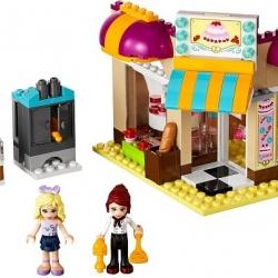 Lego Friends 41006 Pekarna v centru 2