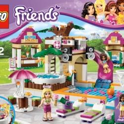 Lego Friends 41008 Koupališ'tě v Heartlake