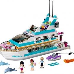 41015 Výletní loď za delfíny 2