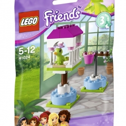 LEGO Friends 41024 Papoušek na bidýlku