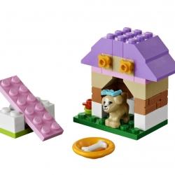 LEGO Friends 41025 Hrací domek pro štěňátko sestaveno