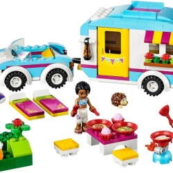 LEGO Friends 41034 Letní karavan sestaveno