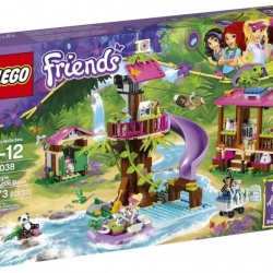 LEGO Friends 41038 Základna záchranářů v džungli