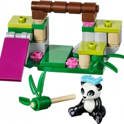 LEGO Friends 41049 Bambus pro pandu sestaveno