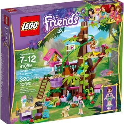 LEGO Friends 41059 Strom života v džungli