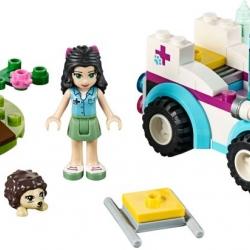 LEGO Friends 41086 Veterinární pohotovost sestaveno