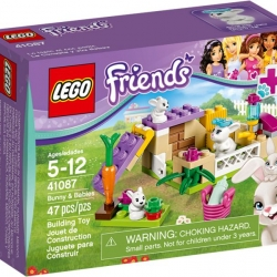 LEGO Friends 41087 Králíček s mláďaty