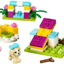LEGO Friends 41088 Výcvik štěněte sestaveno
