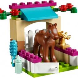 LEGO Friends 41089 Hříbátko sestaveno