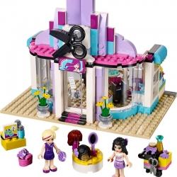 LEGO Friends 41093 Kadeřnictví v Heartlake sestaveno