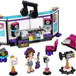 LEGO Friends 41103 Nahrávací studio pro popové hvězdy sestaveno