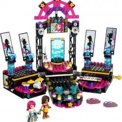 LEGO Friends 41105 Pódium pro vystoupení popových hvězd sestaveno