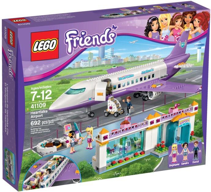 LEGO Friends 41109 Letiště v Heartlake