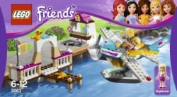 Lego Friends 3063 Letecký klub Heartlake