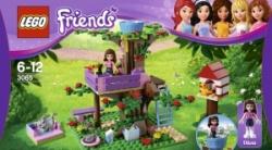 Lego Friends 3065 Olivia má domek na stromě