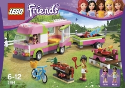Lego Friends 3184 Karavan
