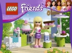 Lego Friends 3930 Stephanie v pekařském stánku