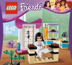 Lego Friends 41002 Ema trénuje karate