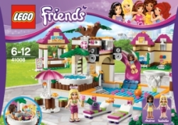 Lego Friends 41008 Koupališ'tě v Heartlake City