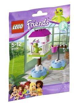 LEGO Friends 41024 Papoušek na bidýlku