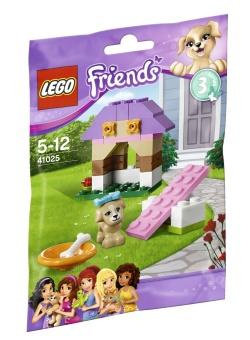 LEGO Friends 41025 Hrací domek pro štěňátko