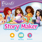 LEGO Friends Story Maker pro iPad