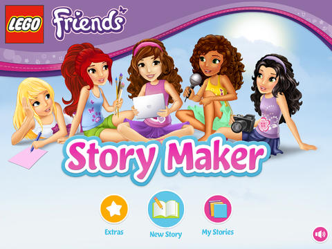 LEGO Friends pro iPad
