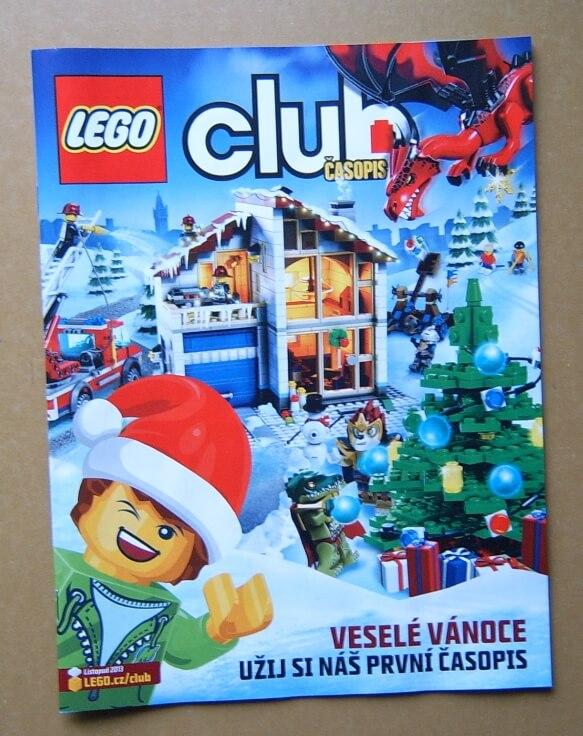 LEGO Club časopis