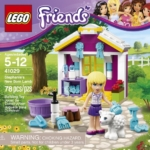 LEGO Friends 41029 Stephanie's New Born Lamb