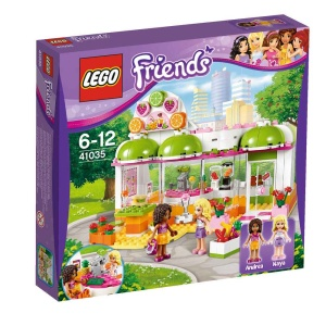 LEGO Friends Džusový bar v Heartlake