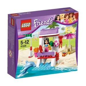 LEGO Friends Ema a věž pobřežní hlídky