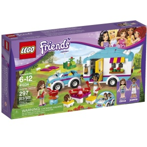 LEGO Friends karavan