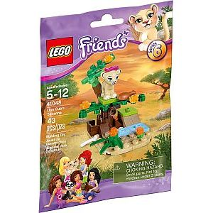 Stavebnice LEGO Friends 41048 Lvíče v savaně