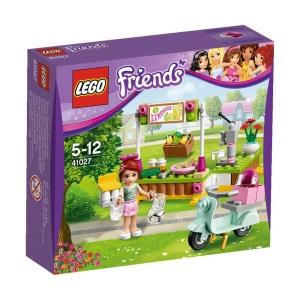 LEGO Friends Mia a stánek s limonádou