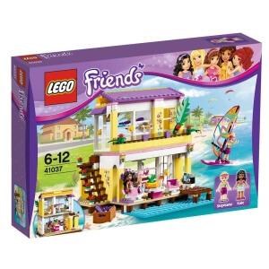 LEGO Friends Plážový domek Stephanie