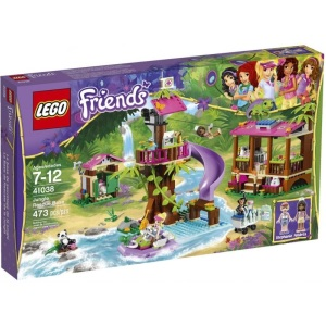 LEGO Friends 41038 Jungle Rescue Base