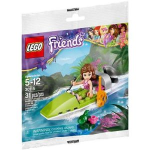 LEGO Friends 30115 Člun do džungle