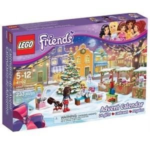 Náhled LEGO Friends Adventní kalendář 2015