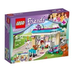 Stavebnice pro dívky LEGO Friends Veterinární klinika