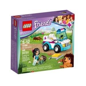 Veterinární pohotovost LEGO Friends