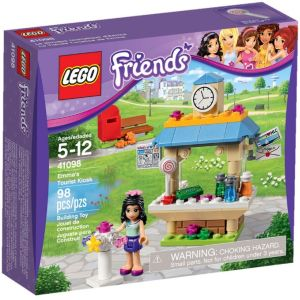 LEGO Friends 41098 Emma's Tourist Kiosk