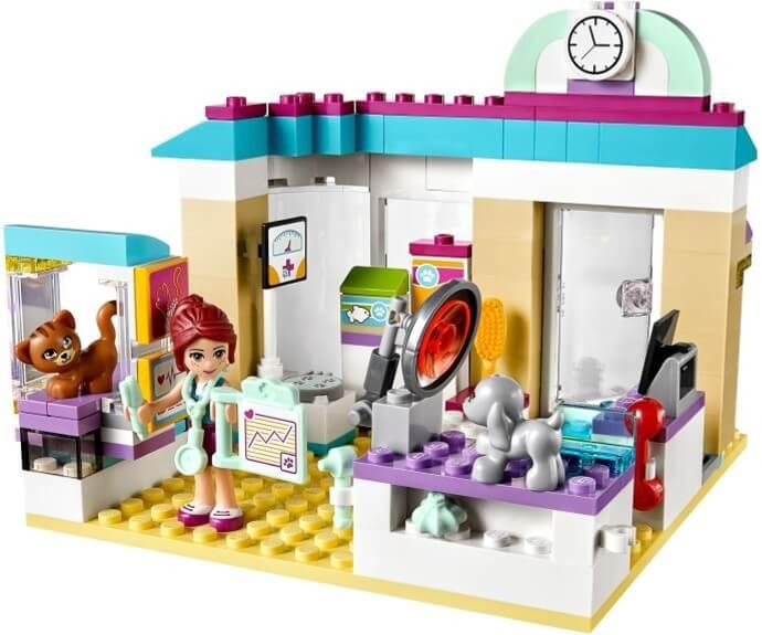 Detail LEGO Friends 41085 Veterinární klinika